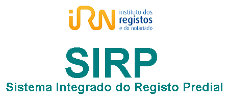 SIRP - Sistema Integrado de Registo Predial